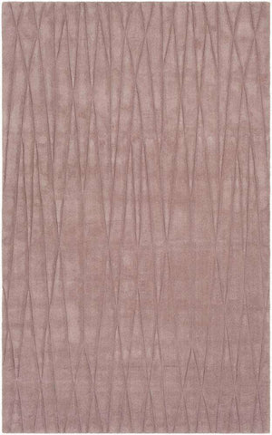 Etching ETC-4998 Lavender Rug