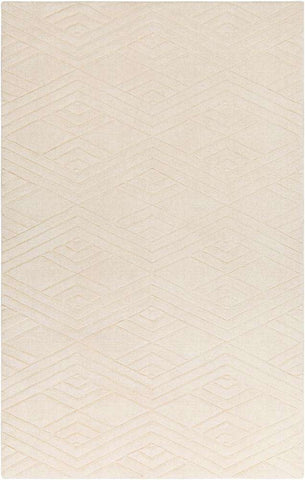 Etching ETC-5004 Cream Rug