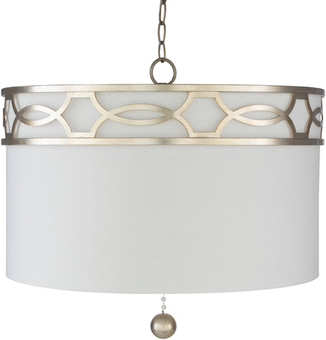Filligree  FGE-003 White/White Ceiling Lighting