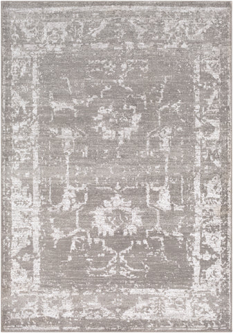 Florence FRO-2305 Medium Gray Rug
