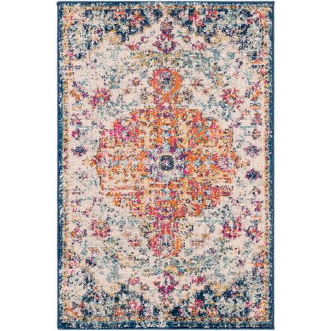 Harput HAP 1000 Yellow Gray Rug