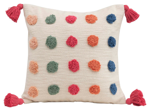 Little One Df2412 Multicolored Pillow