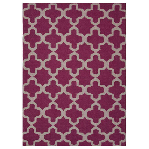 Maroc MR58 Aster Medium Magenta Rug