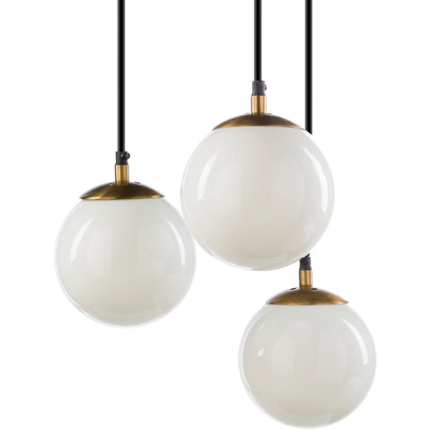 Jules  JLS-001 White/White Ceiling Lighting