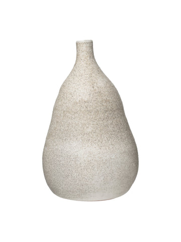Sanctuary Df2992 Textured Terracotta Vase