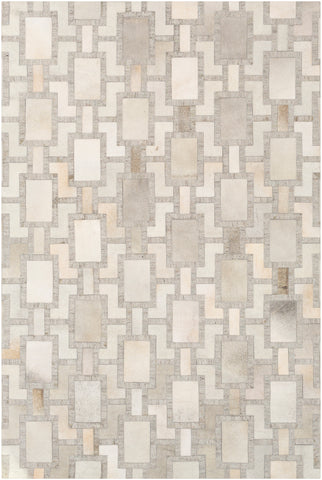 Medora MOD-1018 Ivory Rug Rectangle 2 x 3
