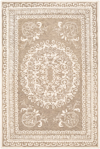 Newcastle NCS-2307 Camel Rug Rectangle 2 x 3