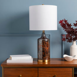 Ormond  ORM-002 Eggplant/Burnt Orange Lighting