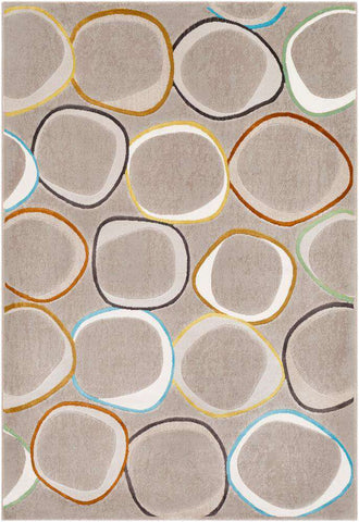 Peachtree PCH 1016 Blue, Green Rug