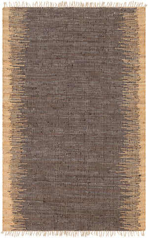 Ponderosa PND-1000 Dark Brown Rug