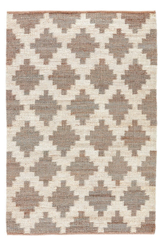 Feza FZ02 Souk Medium Gray Rug