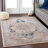 Topkapi TPK 2309 Neutral, Black Rug