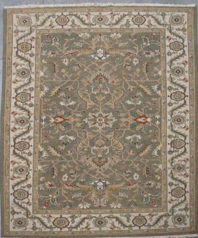 Marakesh Soumak TR 350 BROWN/Beige Made To Order Rug