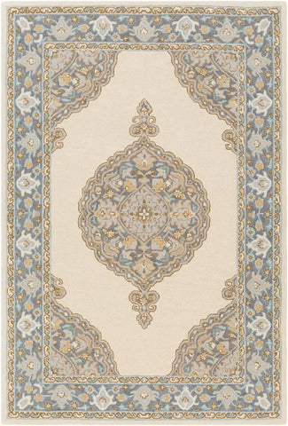 Viva VVA-1007 Medium Gray Rug