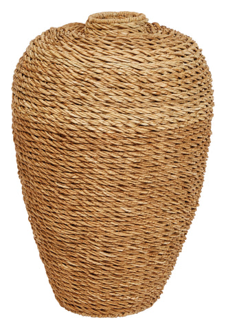 Abode Df3154 Natural Vase