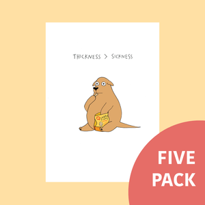 QUARANTINE 5 PACK