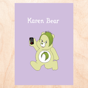 KAREN BEAR (limited edition)