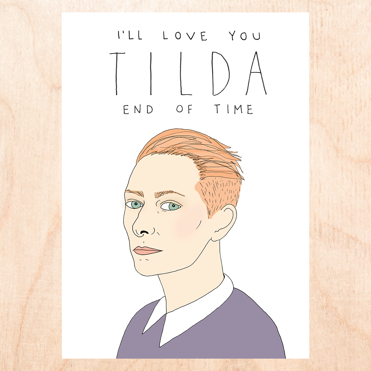 TILDA END OF TIME