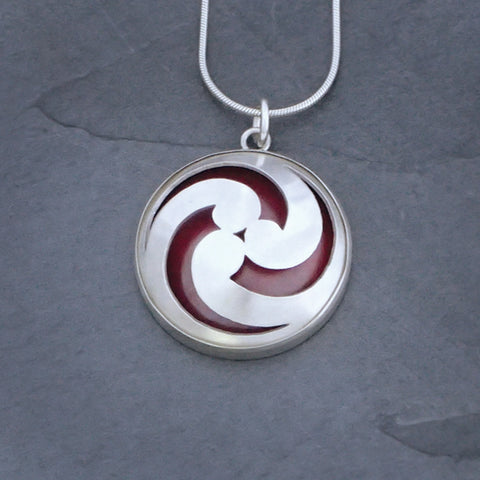Fire Within Pendant 4
