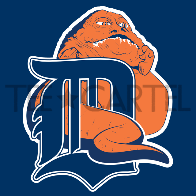 Major Lightsaber Baseball - DET