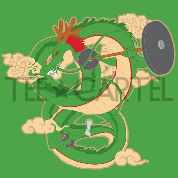 Dragon Dumbbell Z - Shenron