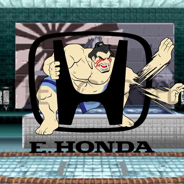Street Race Fighter - EHON