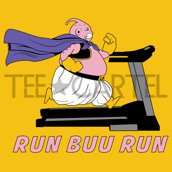 Dragon Dumbbell Z - Run Buu Run