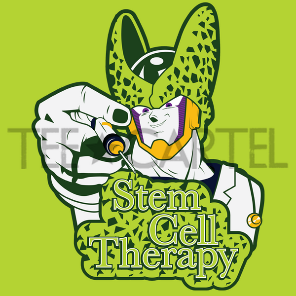 Dragon Dumbbell Z - Cell Therapy