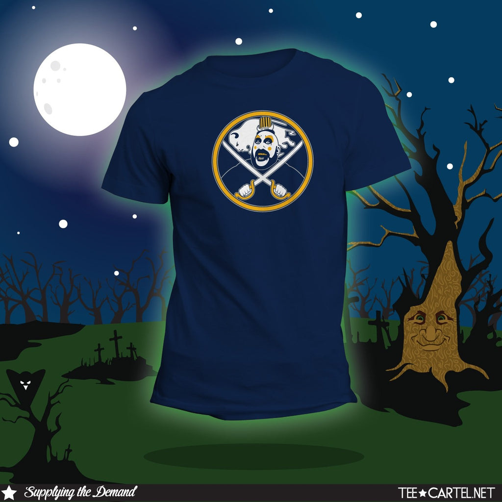 Hockey Horror - Buffalo