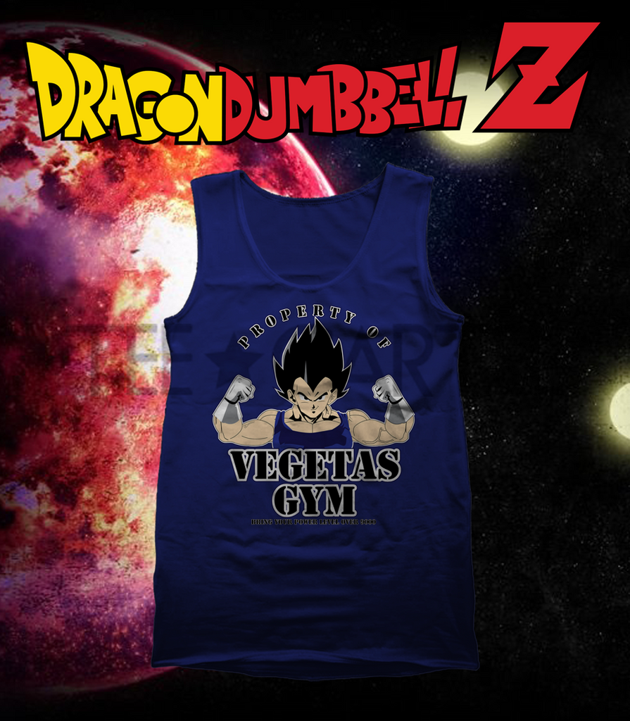 Dragon Dumbbell Z - Vegeta's Gym