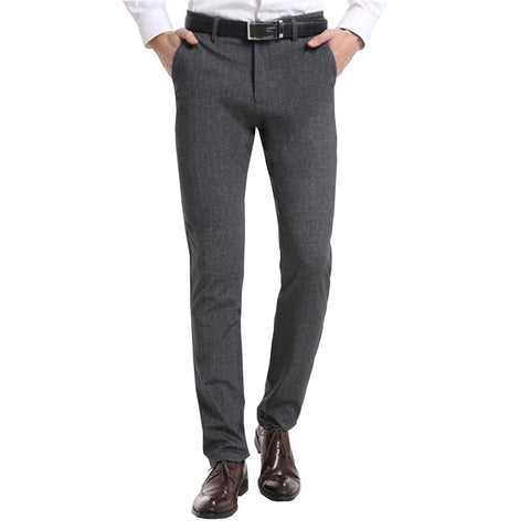 Slim Fit Trousers - Grey
