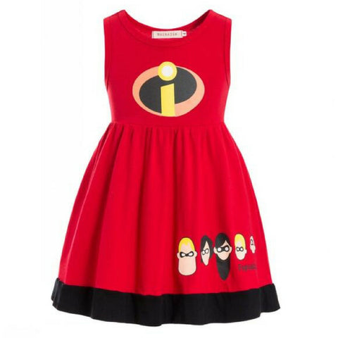 Incredibles Kids Dress