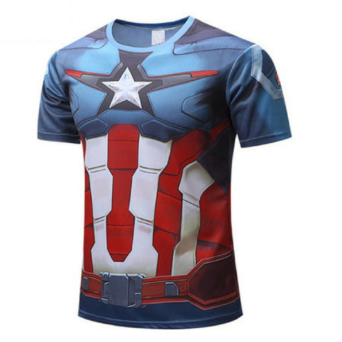 Captain America Age Of Ultron T-Shirt