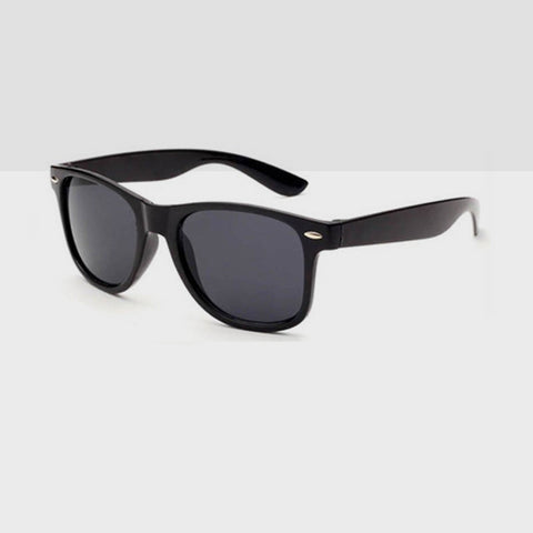 Wayfarer Sunglasses in Black