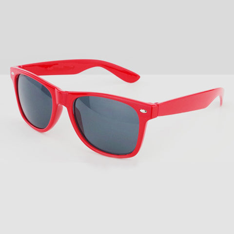 Wayfarer Sunglasses in Red