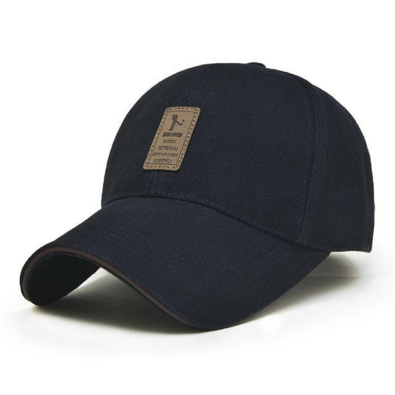 Baseball Casual Leisure Cap - Red