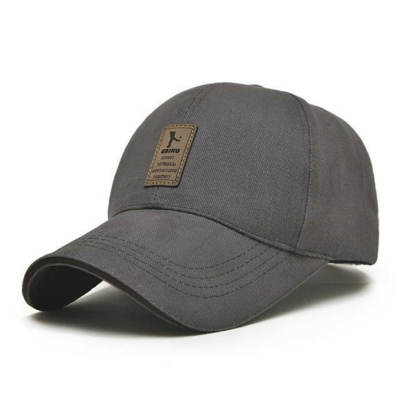 Baseball Casual Leisure Cap - Light Beige