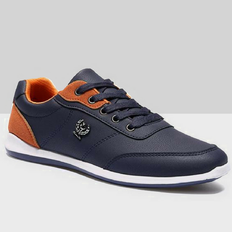 Accented Designer Sneakers