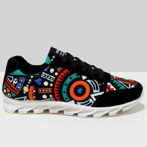 Azteca Sneakers Shoes
