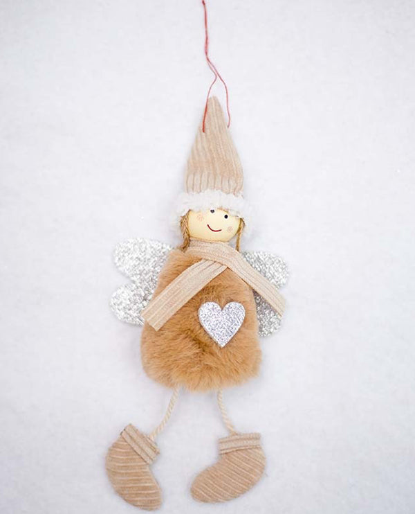 ANGEL DOLL CHRISTMAS DECORATIONS