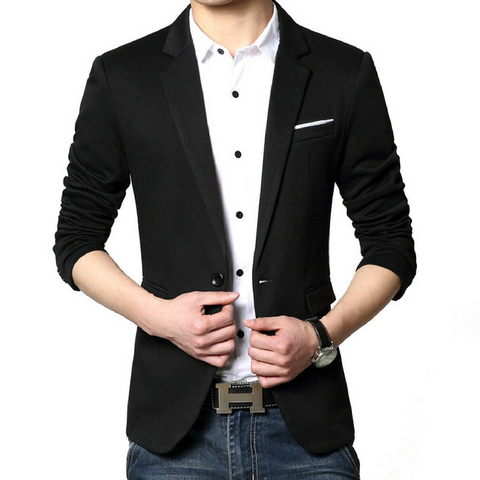 New Look Slim Fit  Black
