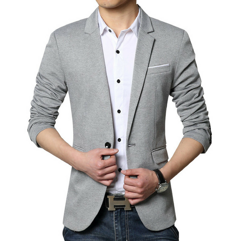 New Look Slim Fit  Grey
