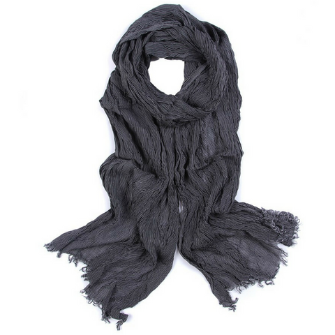 Leonal Men Striped Scarf
