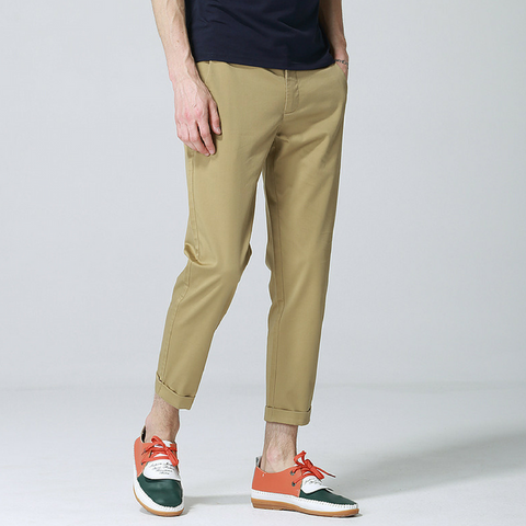 Anbica Royal Chinos-Khaki