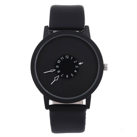 Black Hardlex Wrist Watches