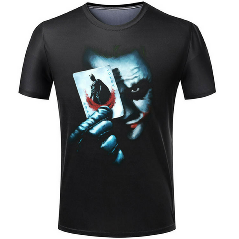 Dark Knight Joker Tees
