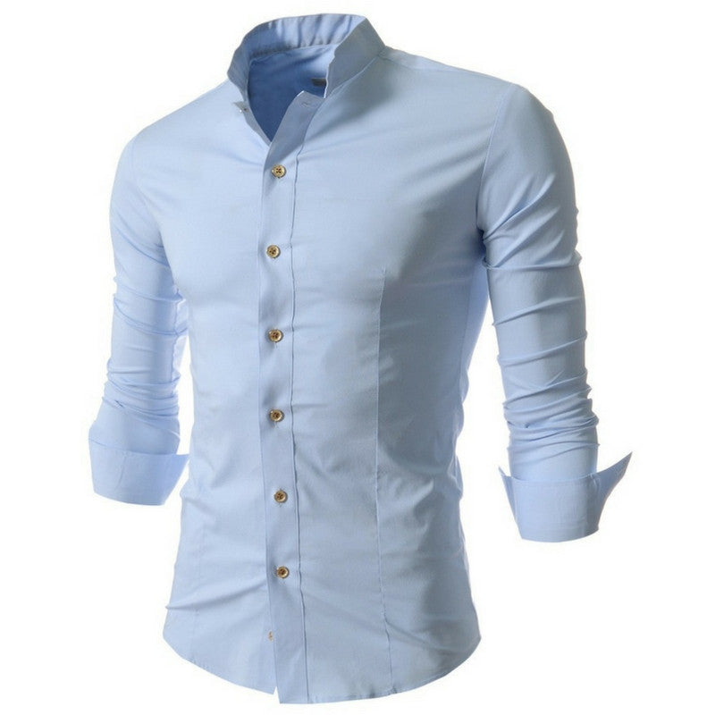 Odin Dress Shirt-White