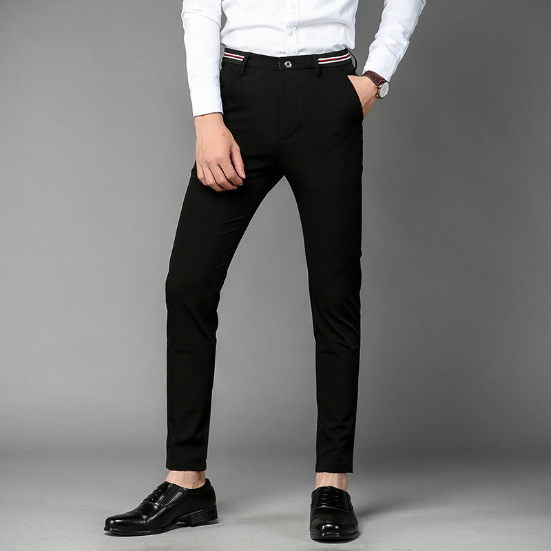 Formal Classic Trousers - Black U2013 LINDER
