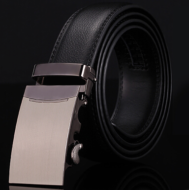 Exclusive Mens Executive Belt - Genuine leather