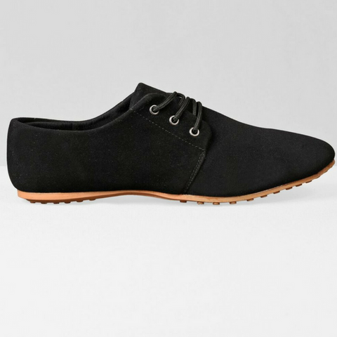 The Agent Casual Shoes-Black